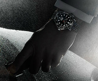 "James Bond ""Quantum Of Solace"" To Feature Limited Omega Seamaster Watch"