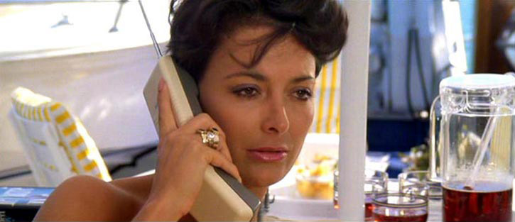 Linda played by Kell Tyler is the first Bond Girl of The Living Daylights.