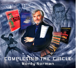 Monty Norman Composer for Dr No.