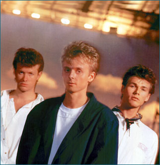 "Norwegian pop group formed in 1985 comprised of: Morten Harket, lead singer and song writer; Magne Furuholmen ((""Mags""), keyboards, piano, vocals and song writer, and Paul Waaktaar-Savoy"