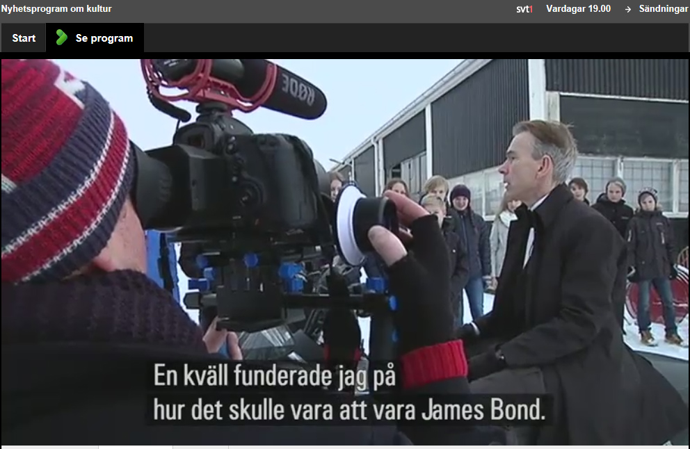 Bond James Bond Nybro Sweden