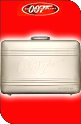 Bond Suitcase Watch flash  Only 280 Swatct Suitcase