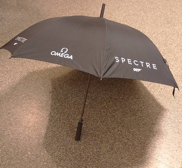 Omega James Bond Spectre 007 Umbrella