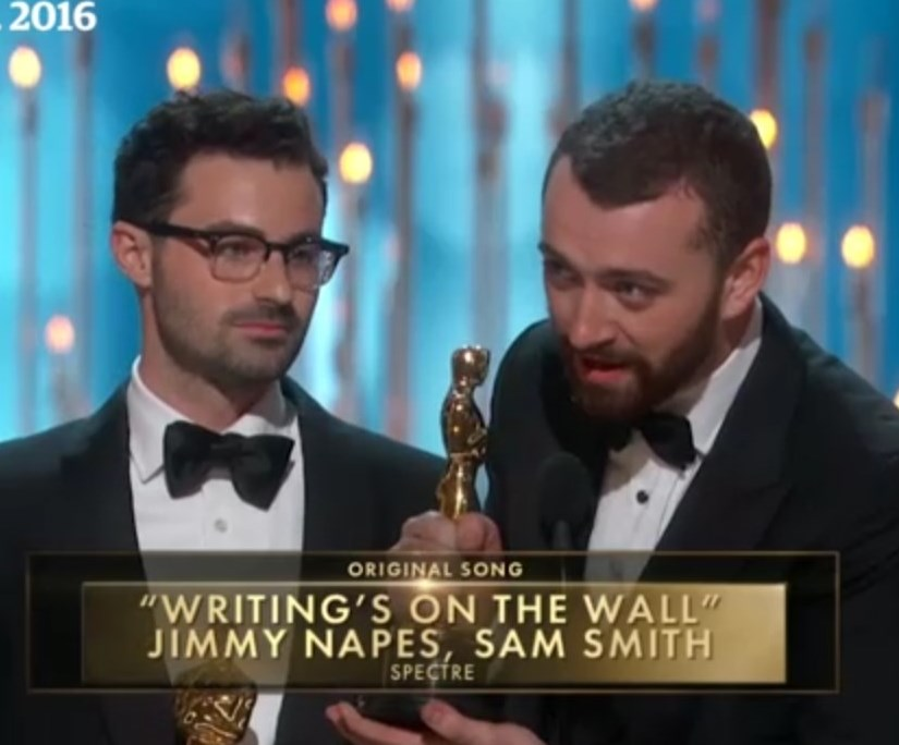 http://www.theguardian.com/film/2016/feb/29/sam-smith-wins-the-best-song-oscar-for-his-james-bond-spectre-theme