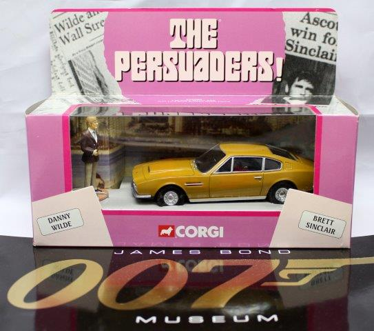 Corgi CC07002 - The Persuaders!